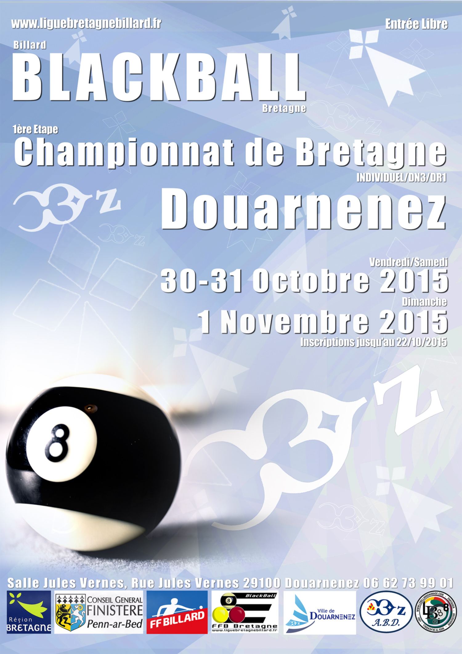 Affiche Douarn Web