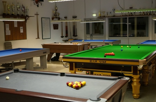 snooker roscoff