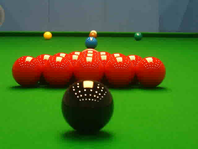 photos jeu de billes snooker